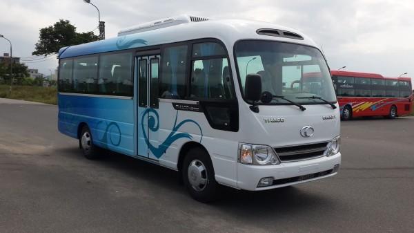 Cho thuê xe 29 chỗ Hyundai Thaco