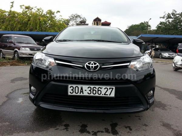 Cho thuê xe Toyota Camry 2.4Q giá rẻ